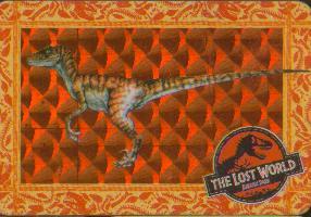 the lost world series 1 dinosaur list Raptor15