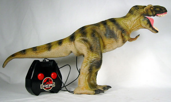 the lost world series 1 dinosaur list Rctrex10