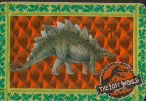 the lost world series 1 dinosaur list Stego11