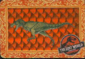 the lost world series 1 dinosaur list Trex10