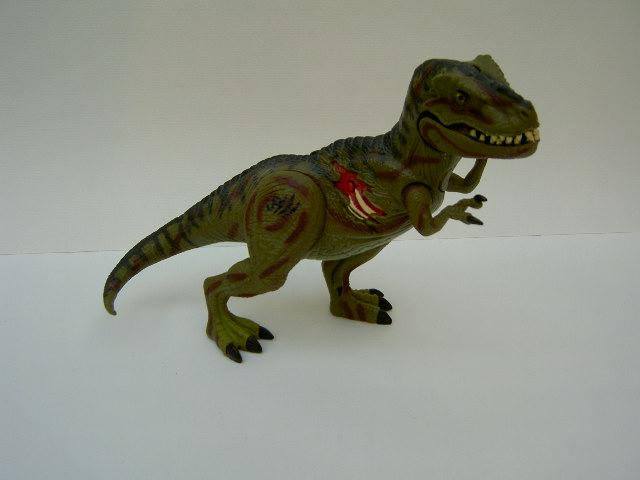 jurassic paark 3 toys Trex210