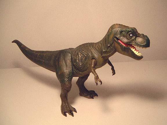 the lost world series 1 dinosaur list Trex211