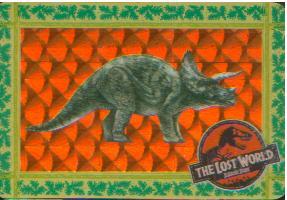 the lost world series 1 dinosaur list Tric10
