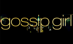 Gossip Girl - Edition#1 Gg-log10