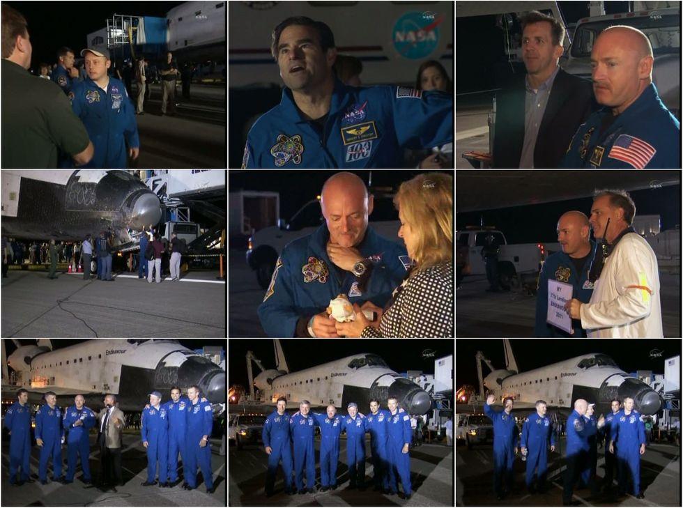 [STS-134]Retour sur Terre - Page 3 Planch12