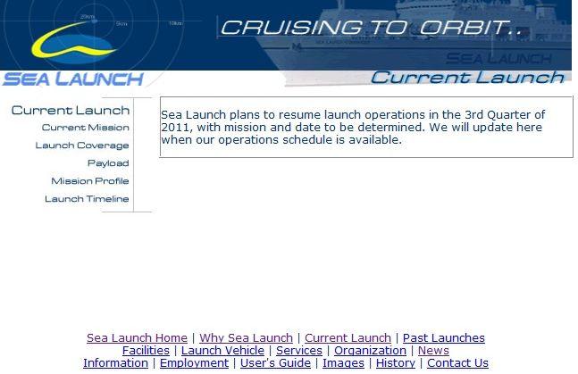 Sea Launch (opérateur de lancement) - Page 3 Sealau10