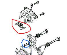 Plaquettes de freins Image211