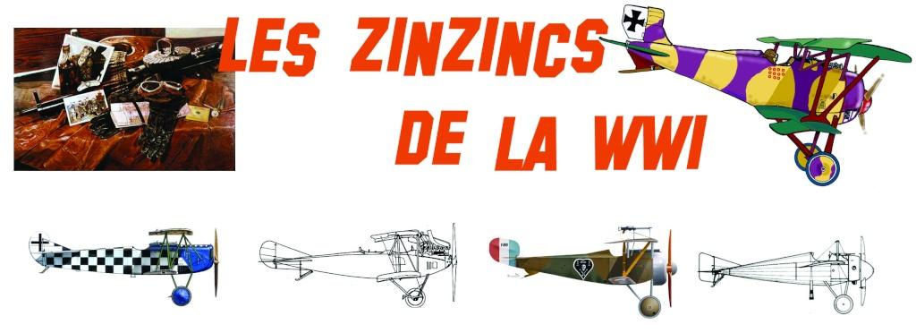 Les Zinzincs de la WWI