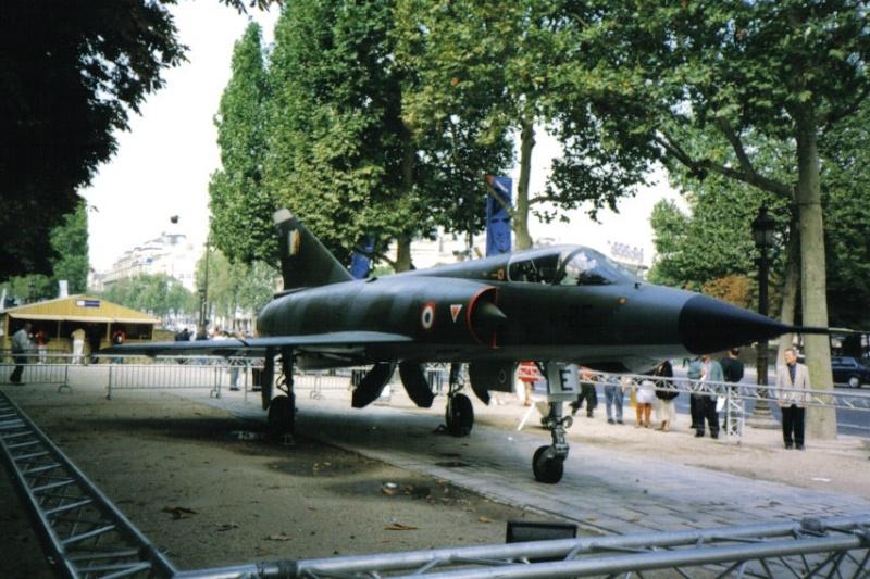Dassault Mirage III Avion_10