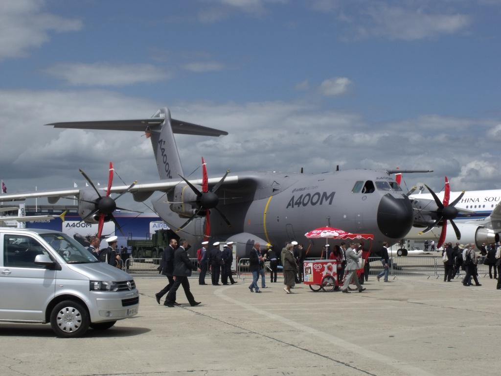 l' A400M Dscf1716