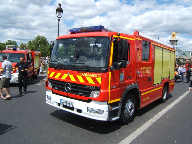 CAMIONS MARINS POMPIERS - Page 2 Marins10