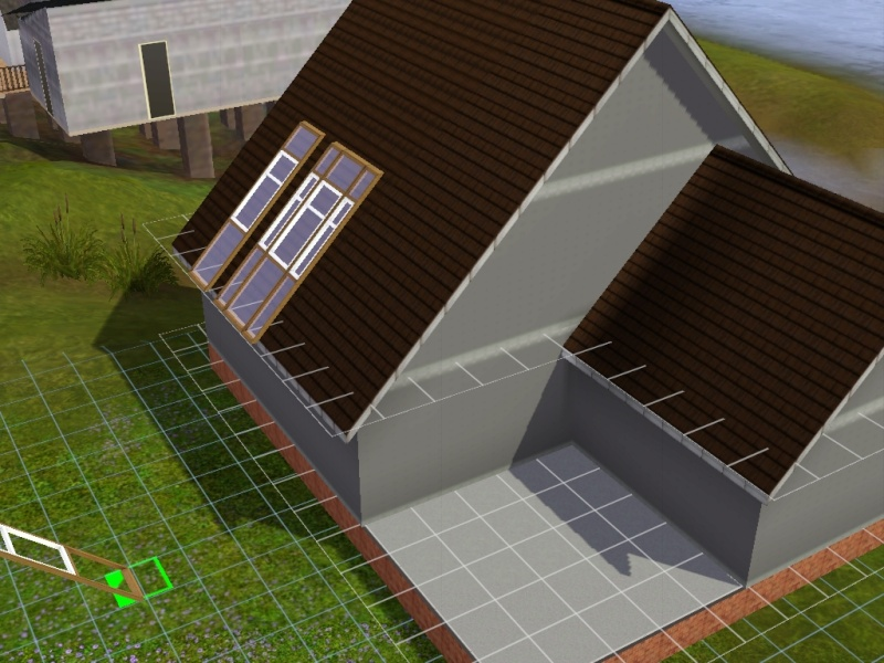 Velux/Vitre sur le toit Screen11