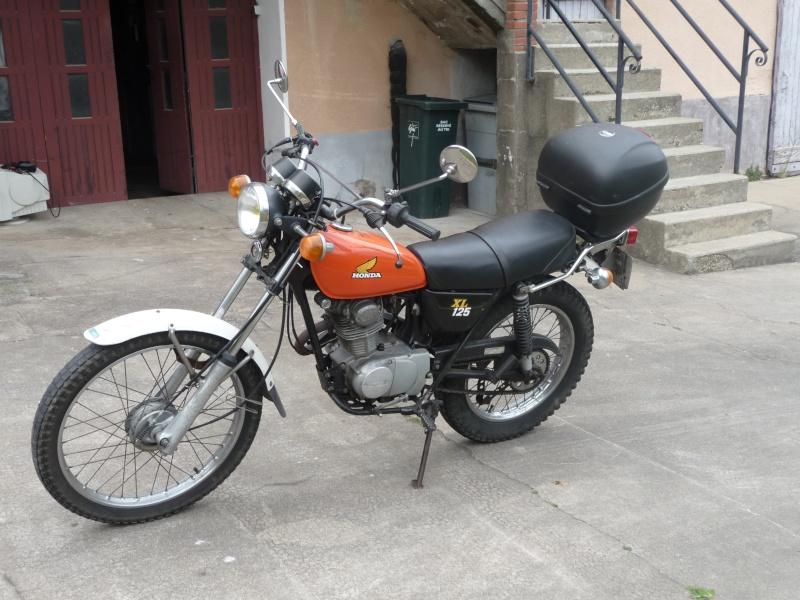 Un vieux hondiste Xl0210