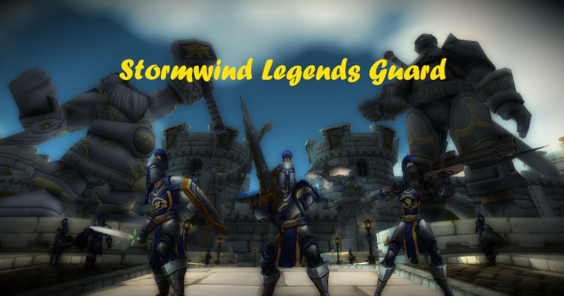 Stormwind Legends Guard
