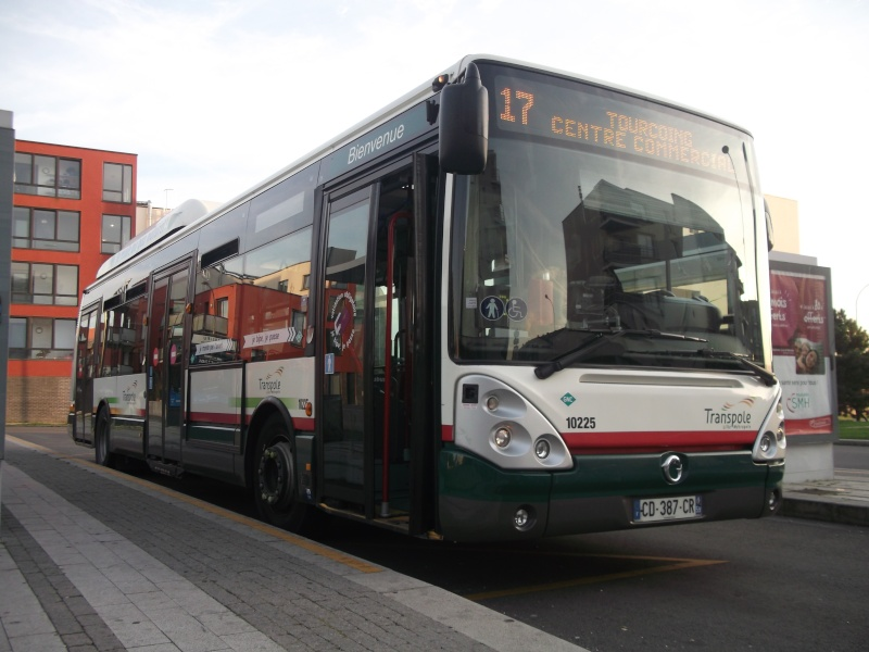 passion des transports  en communs reseau transpole