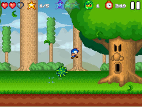 Review: Bloo Kid 2 (3DS eShop) Bloo-k10