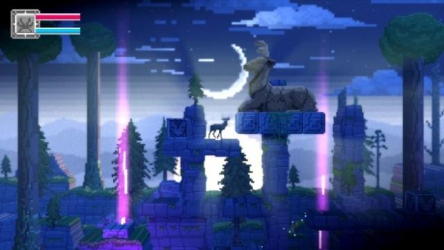 eShop: Deer God Will Be Hitting The Wii U eShop This December! Deer-g10