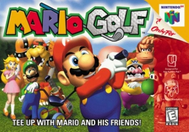 Virtual Console: Mario Golf 64 And Tecmo Bowl Have Been ESRB Rated For Release On The Wii U! Mario-10