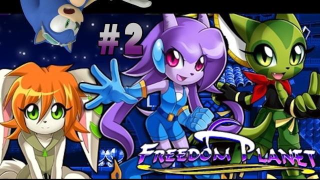 Mini-Interview: Galaxy Trail Games Talks About Freedom Planet's Success On The North American eShop! Maxres11