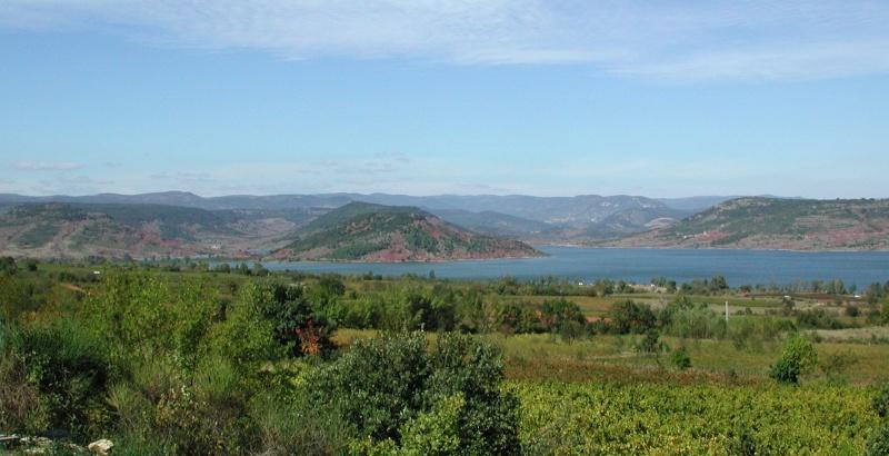 Tour du Salagou Salago12