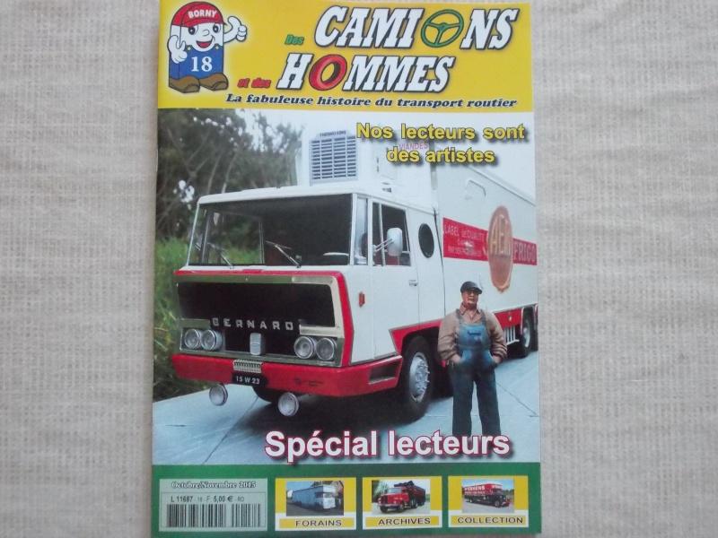 Des Camions et des Hommes N°18 Dscn0023