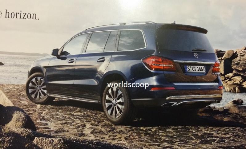 2015 - [Mercedes] GLS (GL Restylé) [X166] - Page 3 2015-112