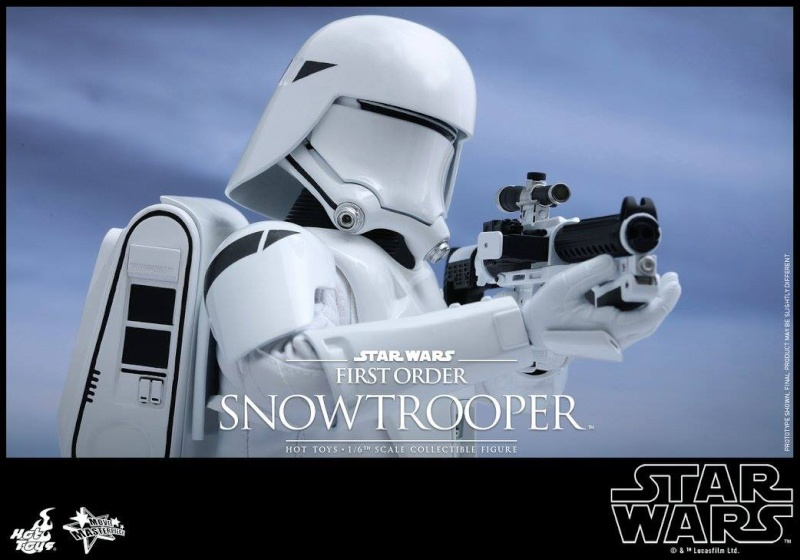 HOT TOYS - Star Wars: TFA - First Order Snowtrooper 11224810