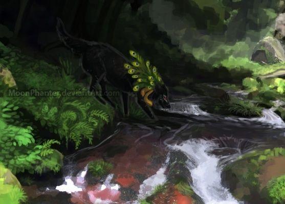 Ljudet av stilla regn [Lucius] Ljudet10