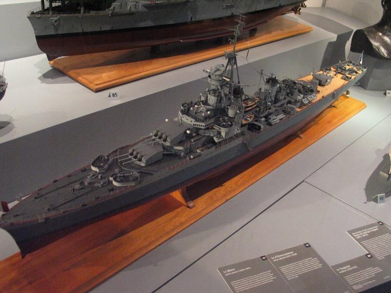 Maquette du croiseur Georges Leygues... Photo_10
