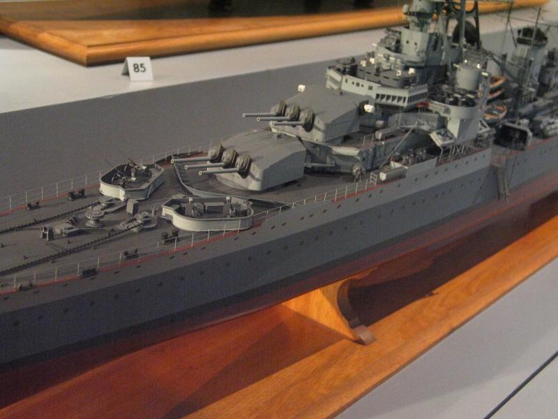 Maquette du croiseur Georges Leygues... Photo_11