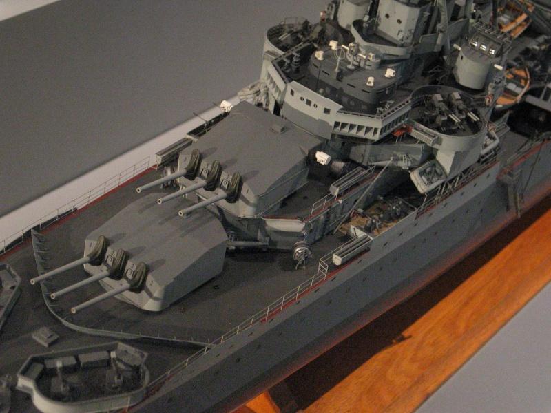Maquette du croiseur Georges Leygues... Photo_12