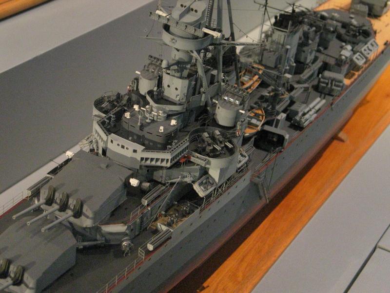 Maquette du croiseur Georges Leygues... Photo_13