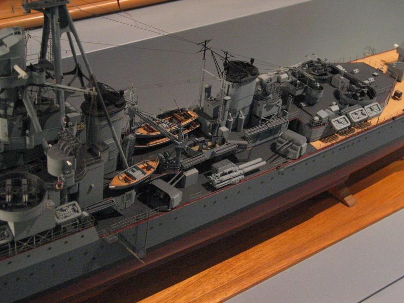 Maquette du croiseur Georges Leygues... Photo_15