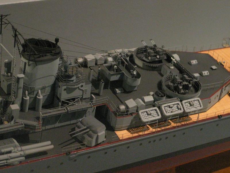 Maquette du croiseur Georges Leygues... Photo_16
