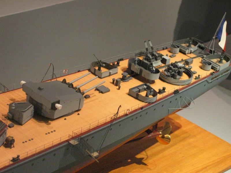 Maquette du croiseur Georges Leygues... Photo_17