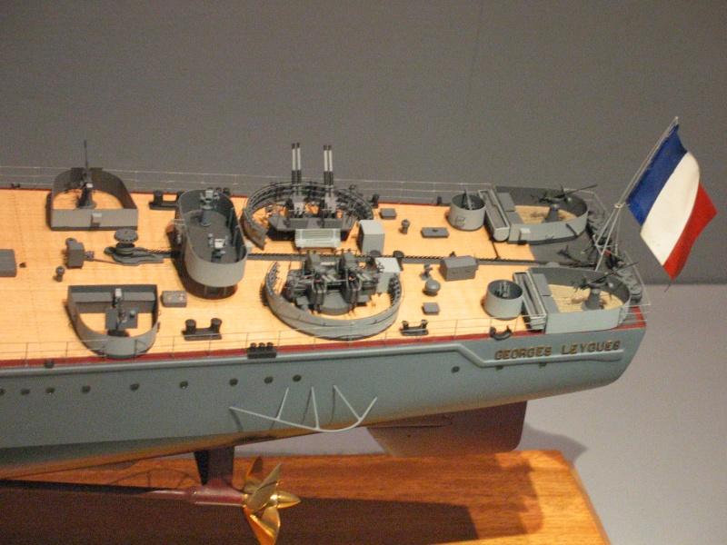 Maquette du croiseur Georges Leygues... Photo_18