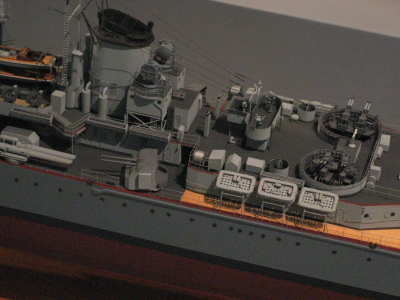 Maquette du croiseur Georges Leygues... Photo_19