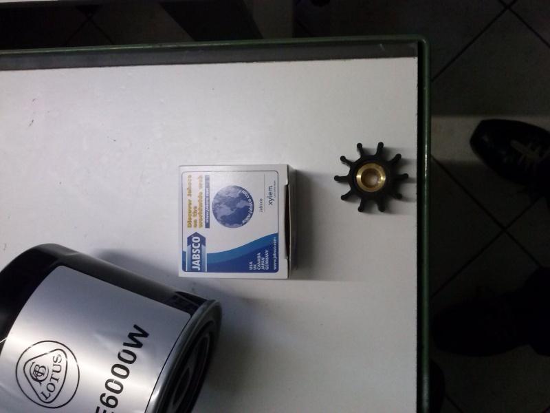 Esprit sostituzione girante chargecooler Cam00210