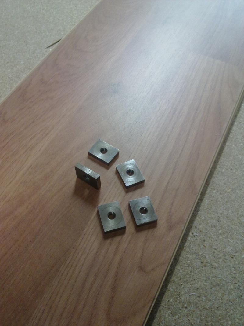 Une nouvelle table pour perceuse à colonne 02102021