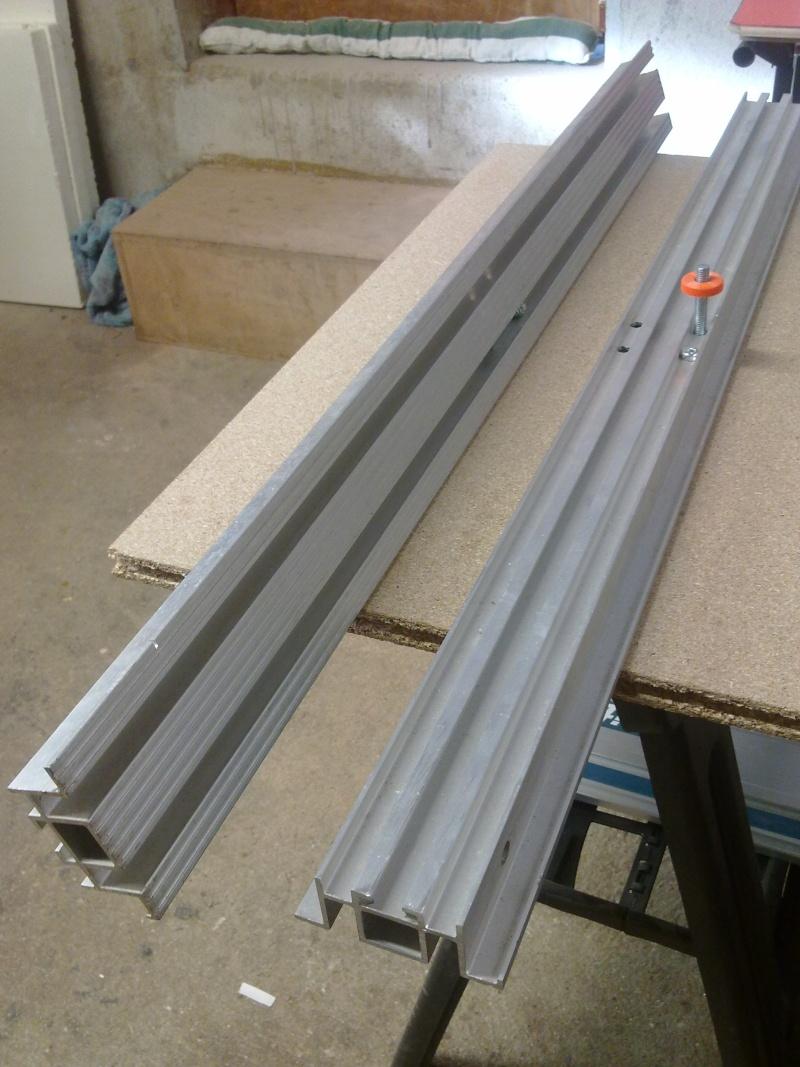 Une nouvelle table pour perceuse à colonne 02102023