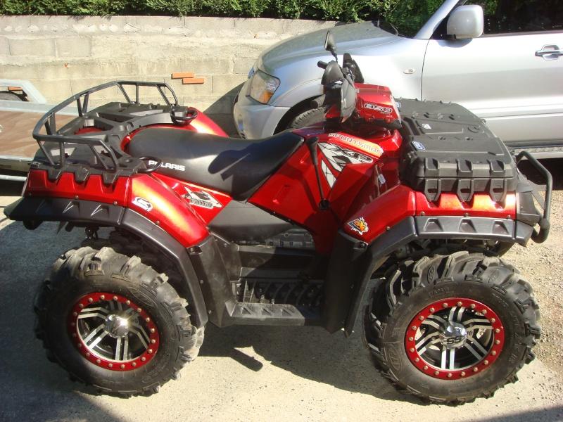 [Vend Quad XPS sportsman 850 EFI 2011] Tres bon etat  Dsc01610