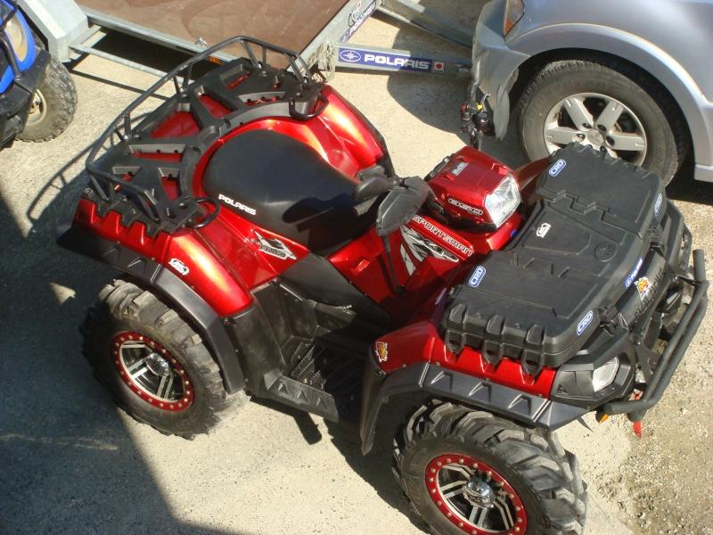 [Vend Quad XPS sportsman 850 EFI 2011] Tres bon etat  Dsc01612
