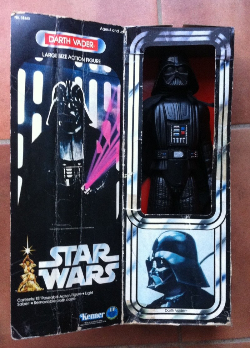"Star Wars Kenner 12"" A13211"