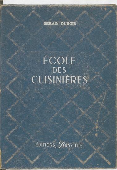 Ouvrages anciens :  Les livres de cuisine  Ecole_10