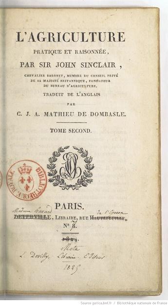 [PDF] Ouvrages anciens: Jardins ,Potagers, Cultures ,Economie Domestique L_agri10