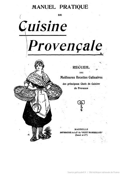 Ouvrages anciens :  Les livres de cuisine  La_cui11