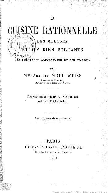 Ouvrages anciens :  Les livres de cuisine  La_cui12