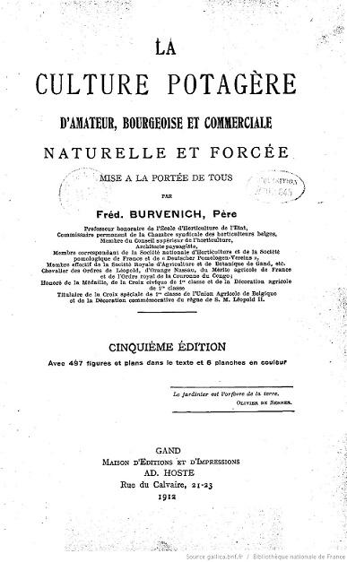 [PDF] Ouvrages anciens: Jardins ,Potagers, Cultures ,Economie Domestique La_cul10