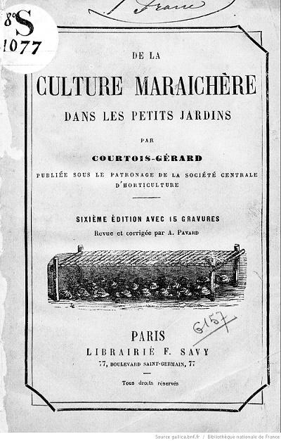 [PDF] Ouvrages anciens: Jardins ,Potagers, Cultures ,Economie Domestique La_cul11
