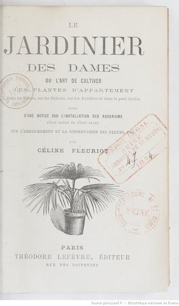 [PDF] Ouvrages anciens: Jardins ,Potagers, Cultures ,Economie Domestique Le_jar11
